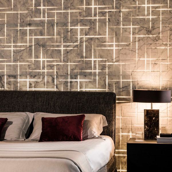 hamal  luxury backlit marble wall textures