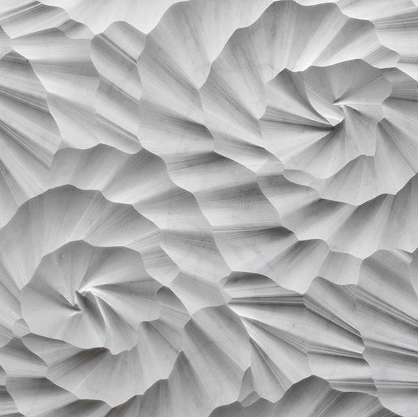 Sahara design marble wall covering