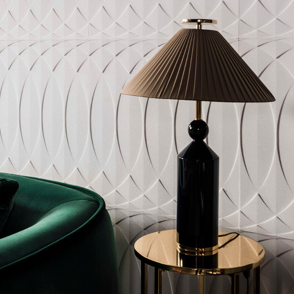 compasso luxury stone interior