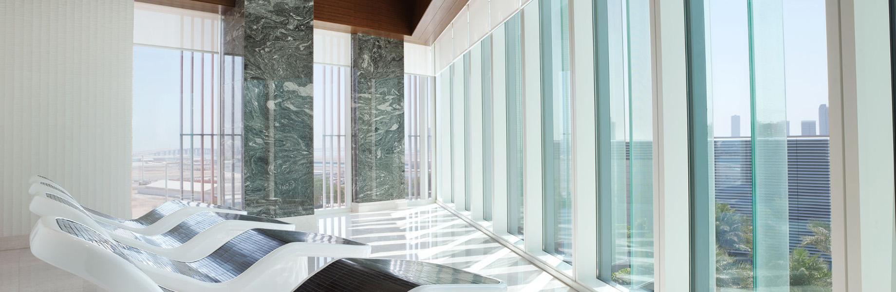 Luxury hotel design interiors