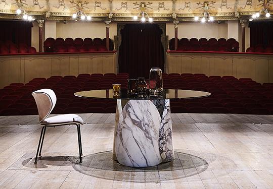 Design marble tables_Petalo