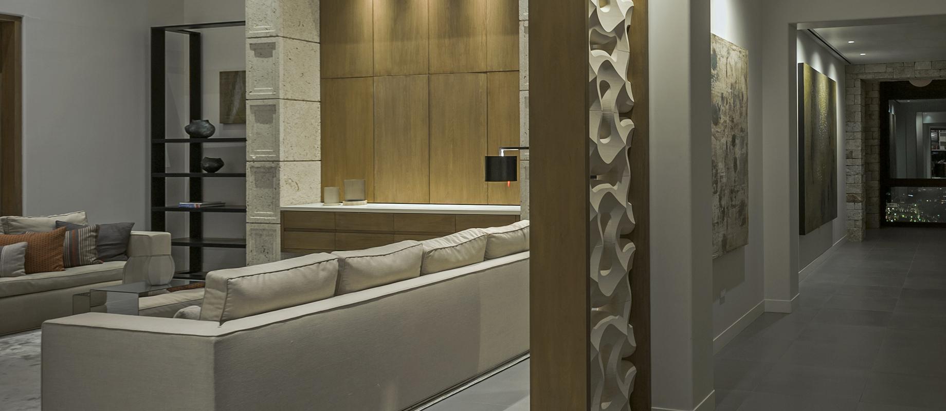 LithosDesign_traccia_cloison d'intérieurs en marbre_