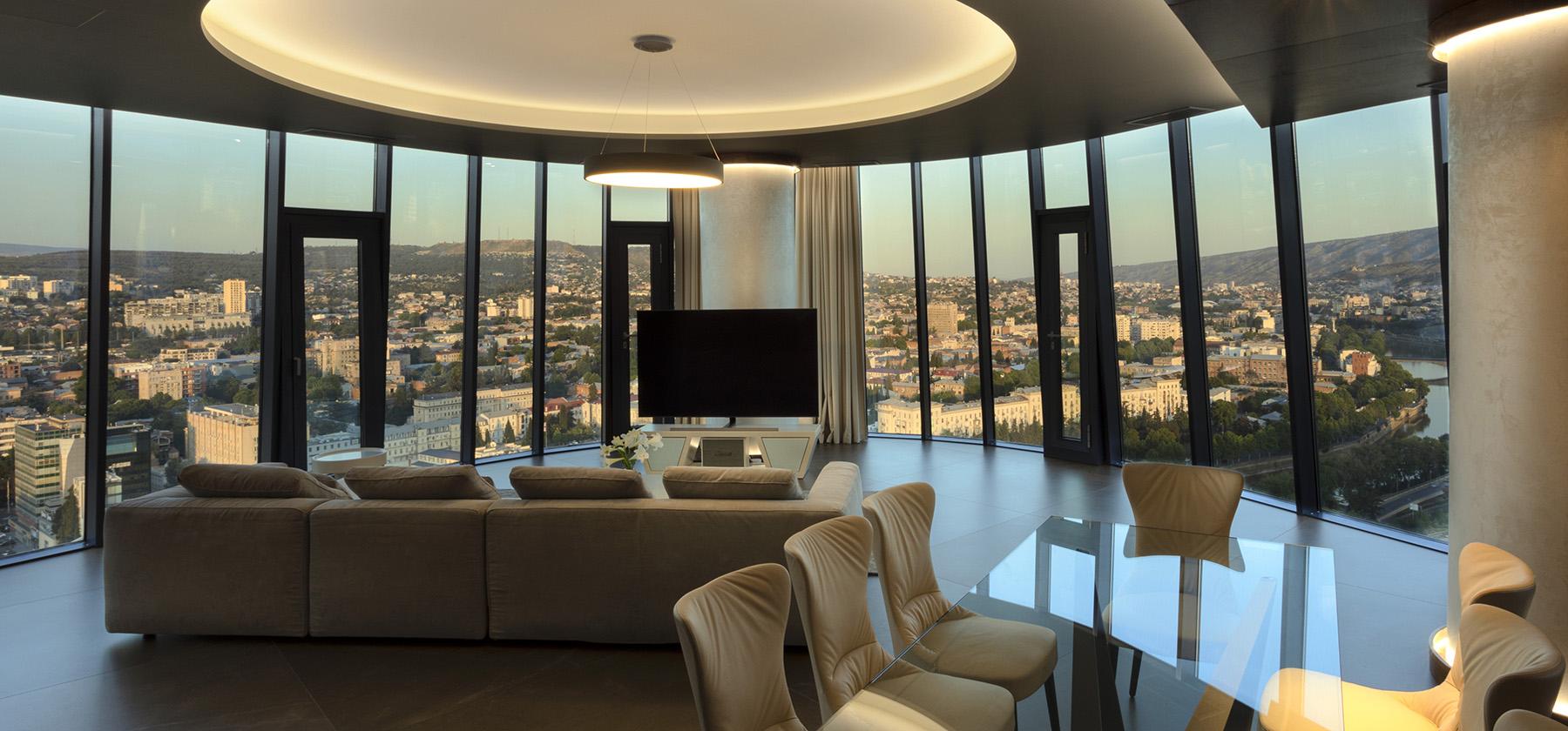 9_KingDavid_tartan_interior_wall_covering